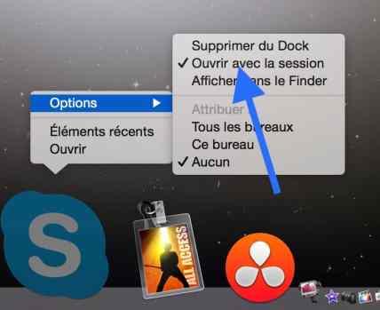 Désactiver un programme au démarrage de votre Mac1