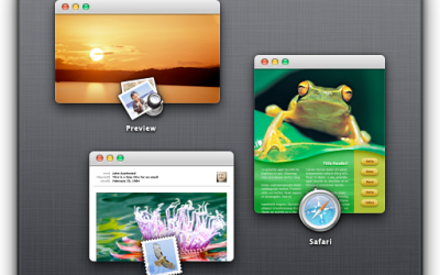 Mission Control: définissez des fonctions sur les 4 coins de l'écran de votre Mac