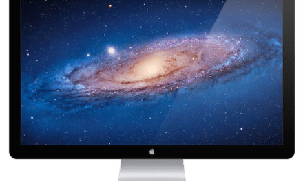 Nouvel écran Apple Thunderbolt Display