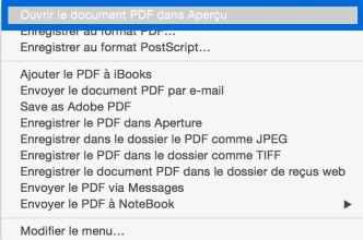 Comment transformer une page internet en pdf5
