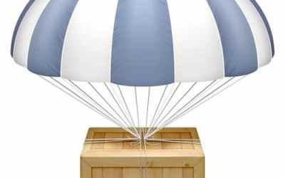Recevoir un fichier par Airdrop grace aux notifications