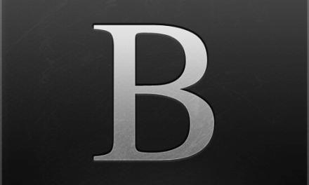 Présentation Byword sur iOS