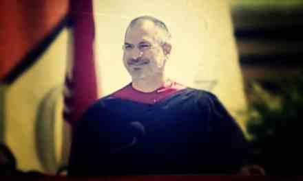 Le discours de Steve Jobs prononcé à l'université de Stanford en 2005
