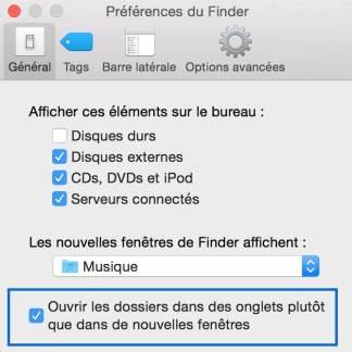 Ouvrir une nouvelle fenêtre Finder en 1 clic