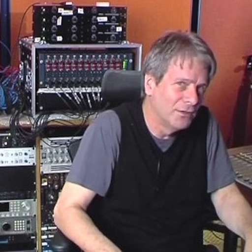 En studio avec George Massenburg