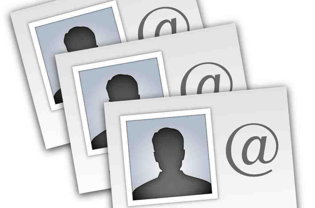Exporter le carnet d'adresse du mac vers un PC ou un autre logiciel