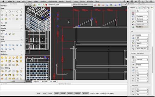 Corel CAD
