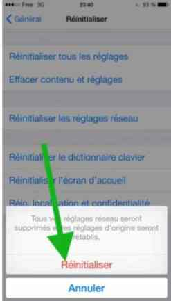 Des problèmes avec iMessage4