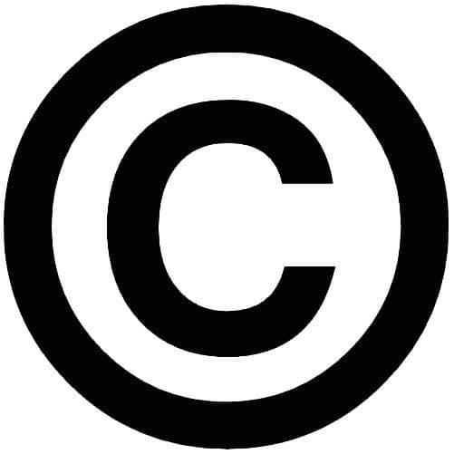 Raccourci Pour Faire Le Symbole Copyright Sur Mac