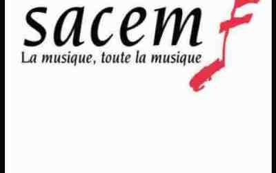 Interview Sacem déclarez vos oeuvres par internet