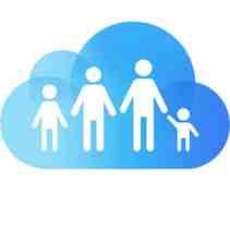 Partage familial iOS