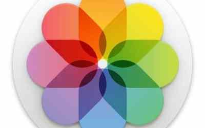 Recadrer une photo panoramique dans Photos sur Mac