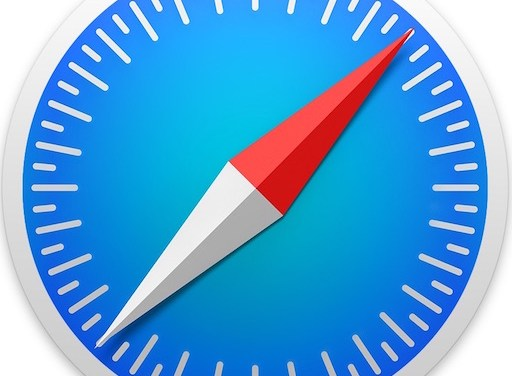 Raccourci clavier pour zoomer sur le texte dans Safari Mac