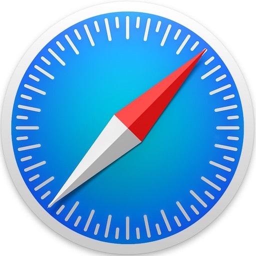 Le raccourci qui permet de raffraichir une page internet sur Mac