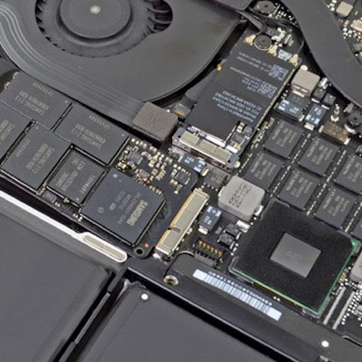La mémoire flash dans un Mac, qu'est ce que c'est?