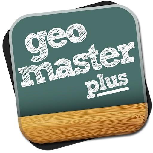 Application Géomaster plus sur Mac iPhone iPad