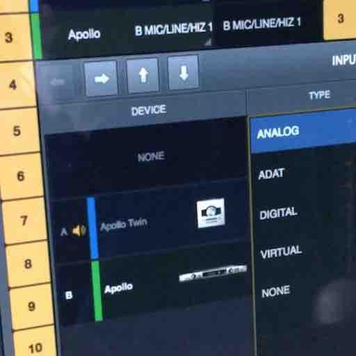 Tuto Universal Audio Chainer plusieurs cartes UAD thunderbolt en même temps