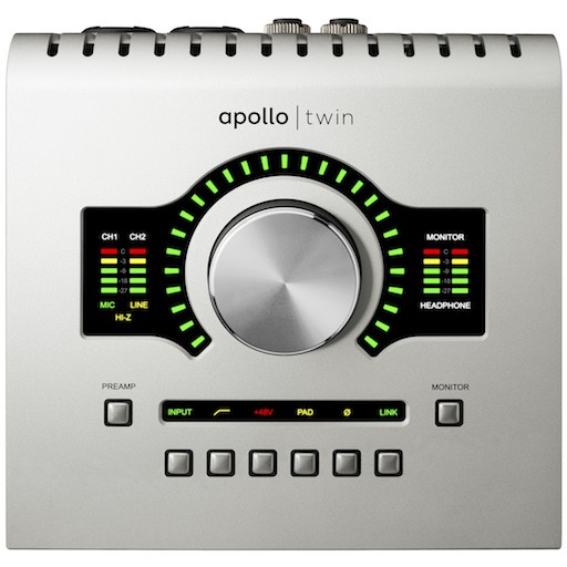 Tuto Universal Audio bien débuter sur l'Apollo Twin