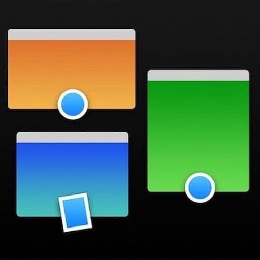 Fusionner 2 bureaux virtuels sur Mac