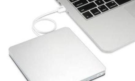 Importer un CD sur Mac depuis un lecteur externe