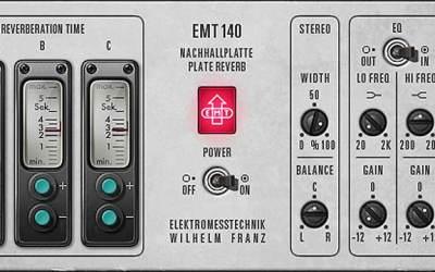 Présentation du Plug-In UAD EMT 140 dans Luna