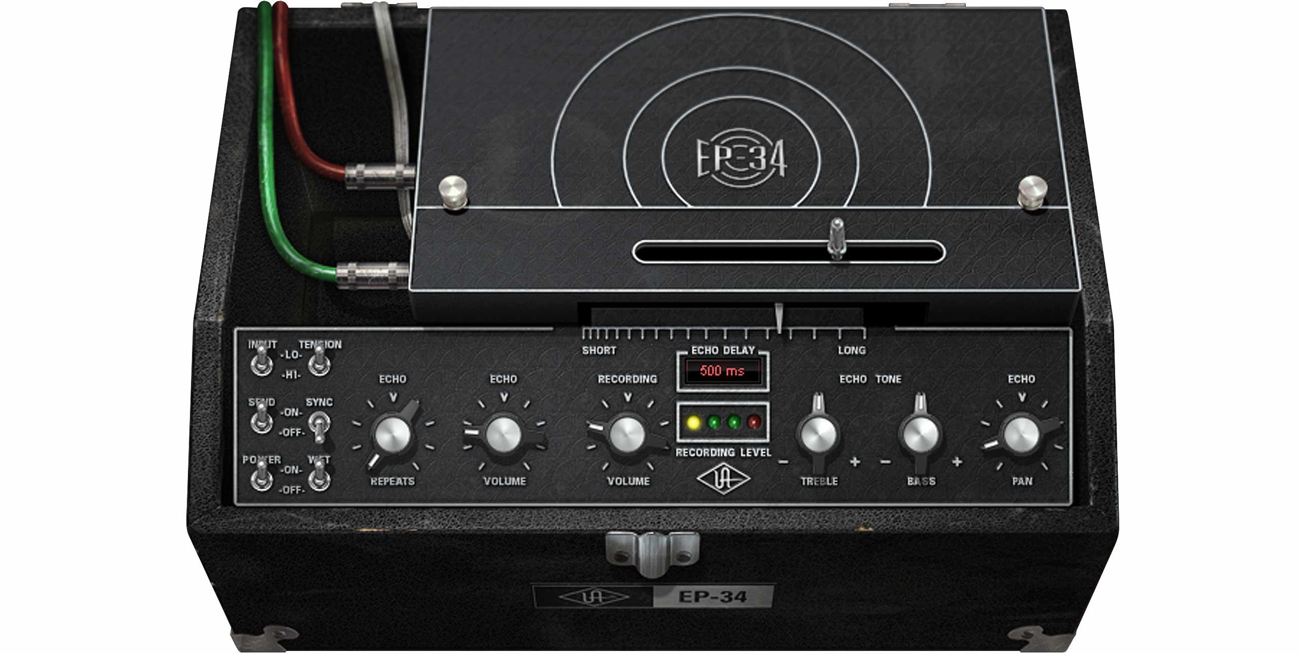 Le Plug in UAD EP34