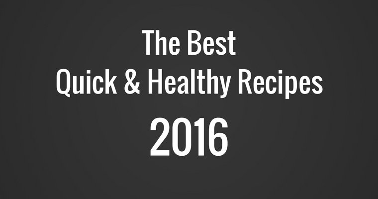 Best Recipes of 2016 – Did Your Favourite Make the Cut?