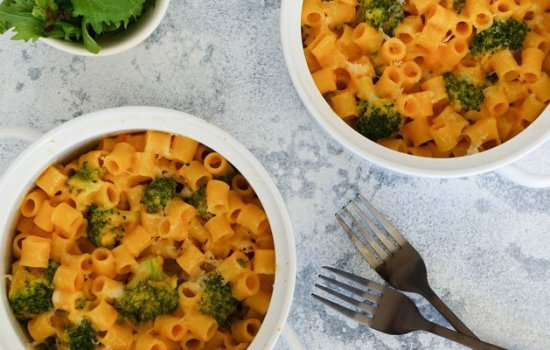 Healthy Macaroni and Cheese Recipe – Easy, Cheesy & Delicious