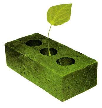 mattone-verde