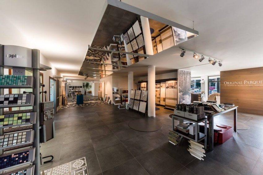 Bergamo Ceramiche nuovo showroom nel segno di Marazzi