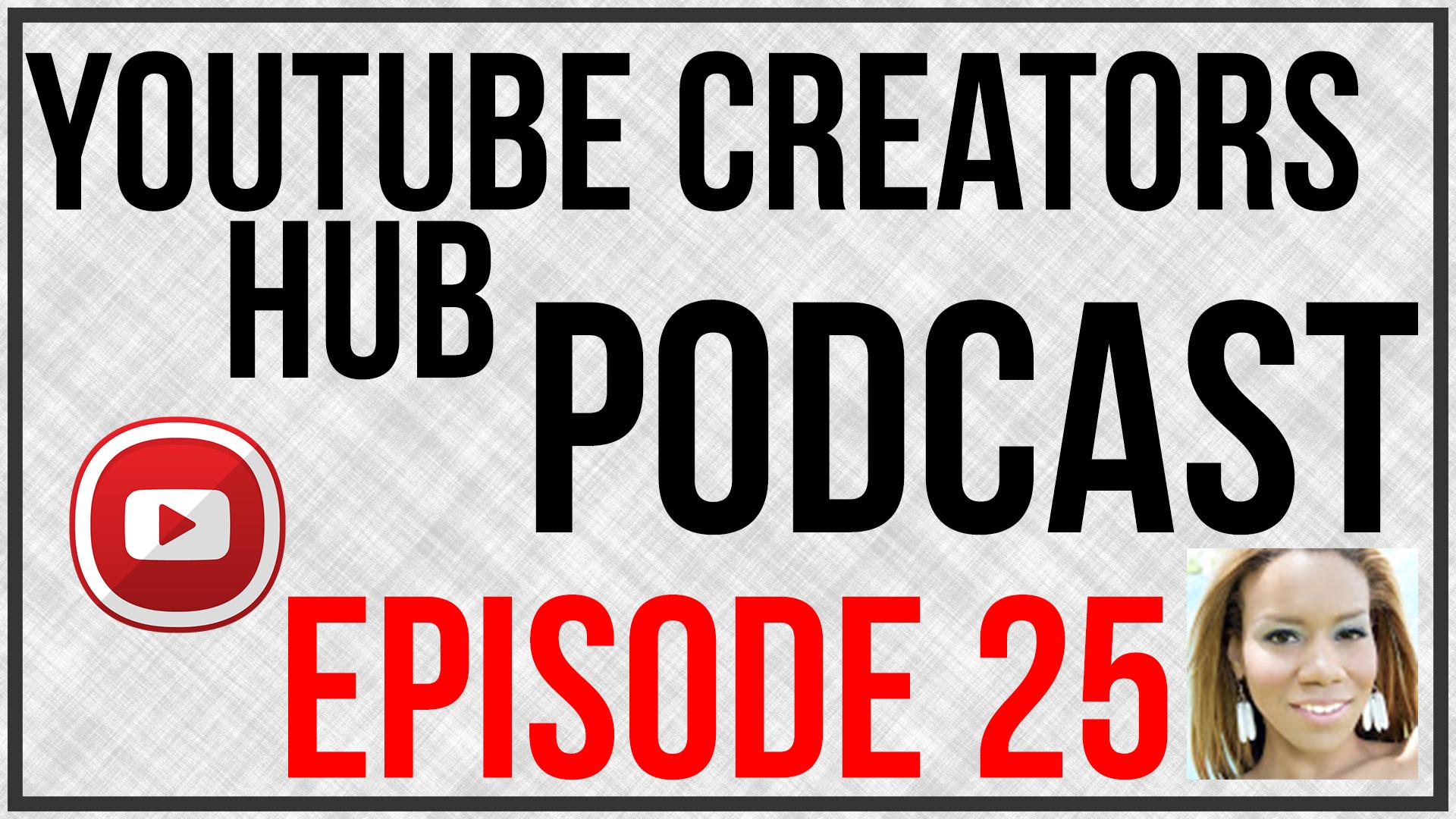 youtube creators hub podcast