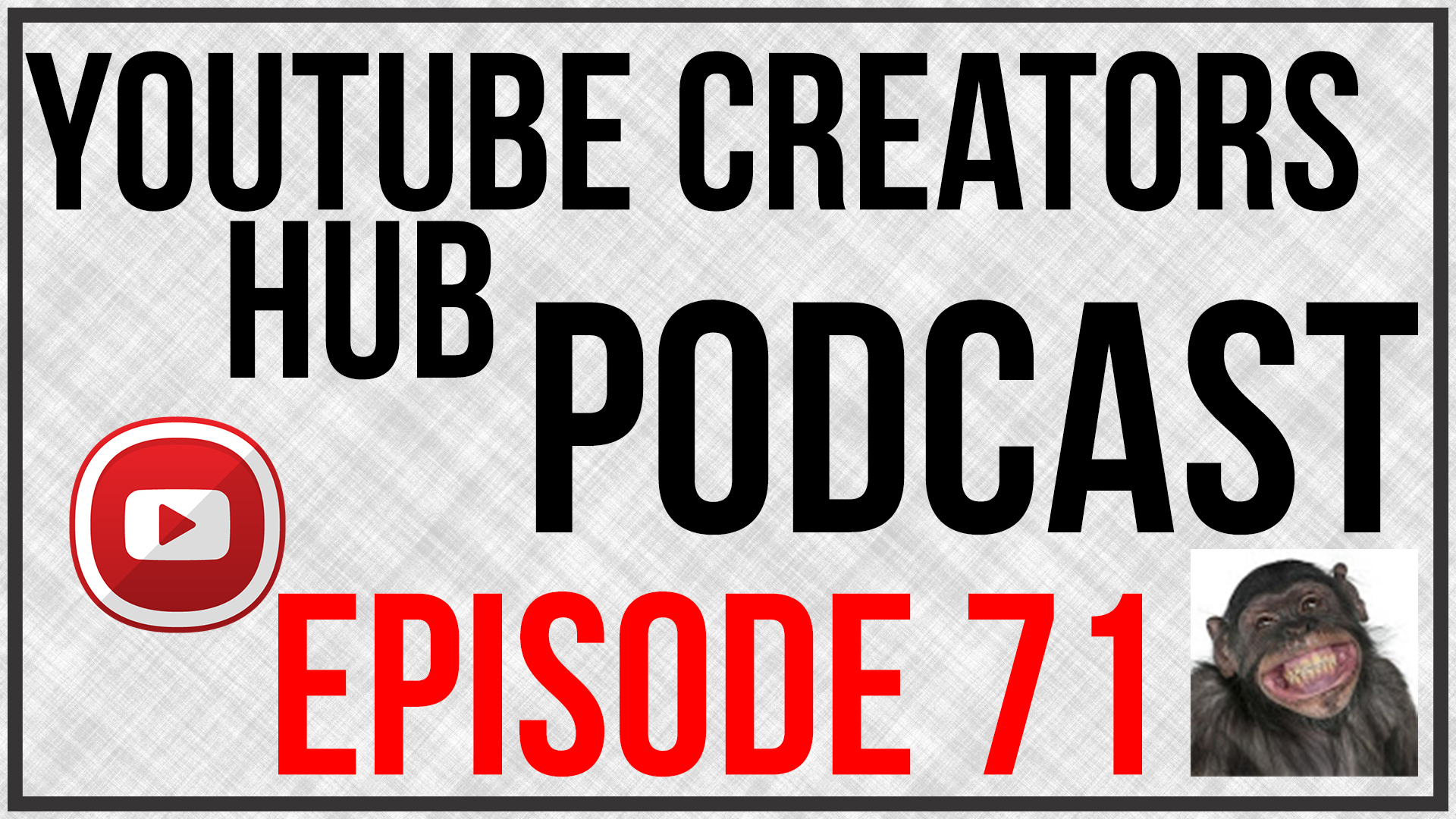 YouTube Creators Hub Podcast Episode 71