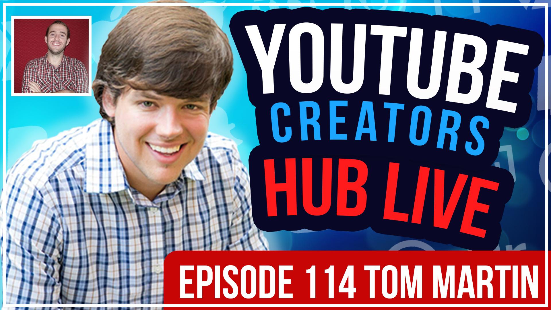 YouTube Creators Hub Live Episode 114