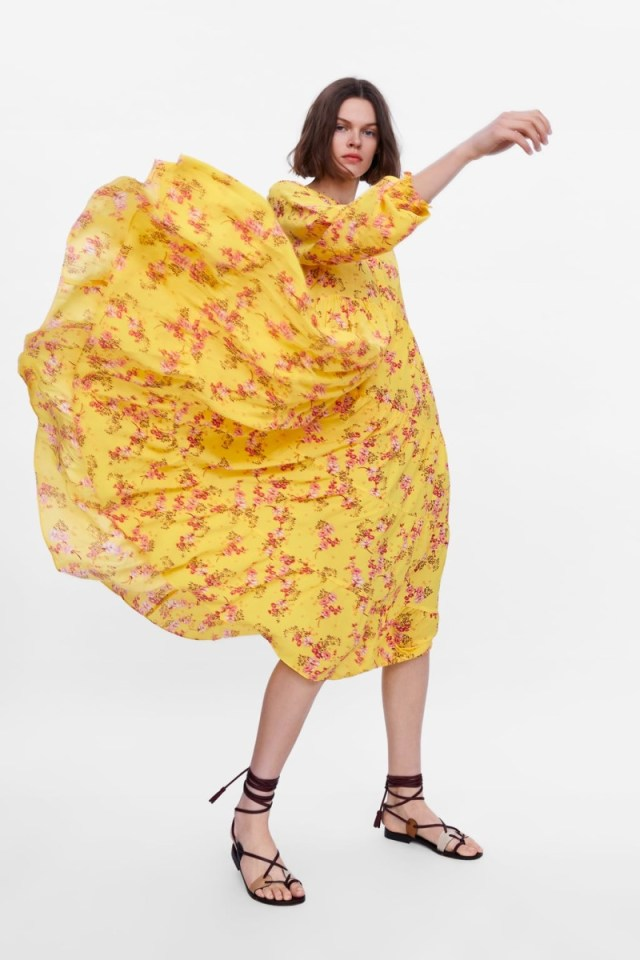 06f12762da6 Zara: Τα 20 φορέματα της νέας συλλογής κεντρίζουν ... | Funky ...