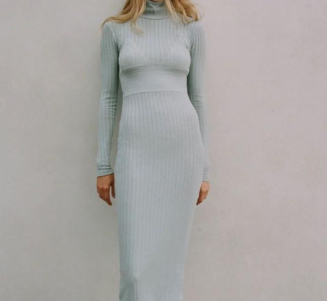 Zara all day φόρεμα
