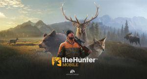 Nitro Games och Expansive Worlds AB utannonserar theHunter: Mobile