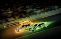 NASCAR KAZASI BÖYLE OLUR