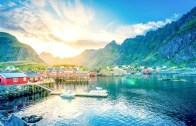 Norveç'in eşsiz güzelliği
