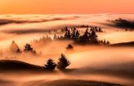 Dağların Zirvesinden Muhteşem Görüntüler
