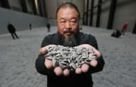 20 Bin Çekirdek ile Portre Yapan Sanatçı