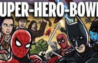 Bütün Süper Kahramanlar Tek Bir Videoda!
