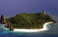Parmak İzi Görünümlü Ada