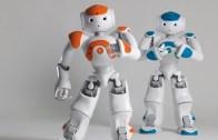 Robotlardan Muhteşem Gösteri!