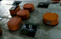 Kargo Robotlarından Muazzam Sıralama Sistemi