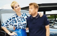 James Corden'la Carpool Karaoke'de Sıra Katy Perry'de!