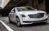 Yeni Cadillac Her Şeyi Donduruyor