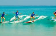 Bir Sörf Kursunda Ne Ters Gitmeyebilir ki!