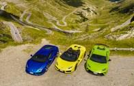 Lamborghini Huracán ile Drakula Topraklarına Sürmek!