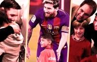 Messi Bir Şevkat Yumağı!