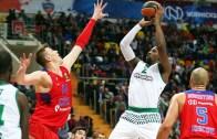 Euroleague'de CSKA Moskova Evinde Güçlü Rakibi Panathinaikos Superfoods Athens'i Yendi